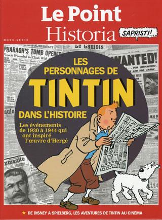 Le point/Historia hors-série spécial Tintin Lepoint-historia-Tintin