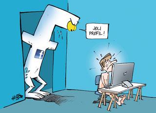 Facebook - Le blog de Régis Hector dessinateur de BD